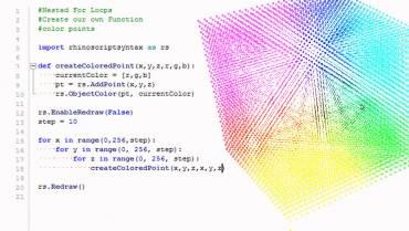Grasshopper Módulo 10 / Scripting C#