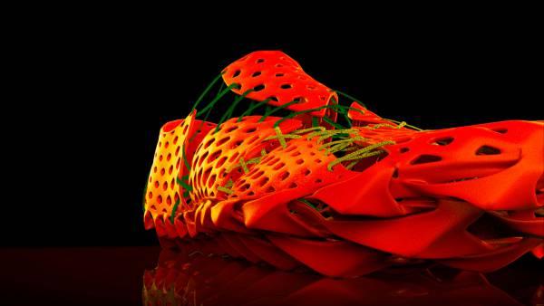diseño parametrico generativo algoritmico de calzado con grasshopper rhino mexico barcelona cursos diplomados formación
