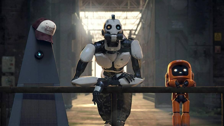 Blur Studio utilizó V-Ray en la serie de Netflix 'Love, Death & Robots'.