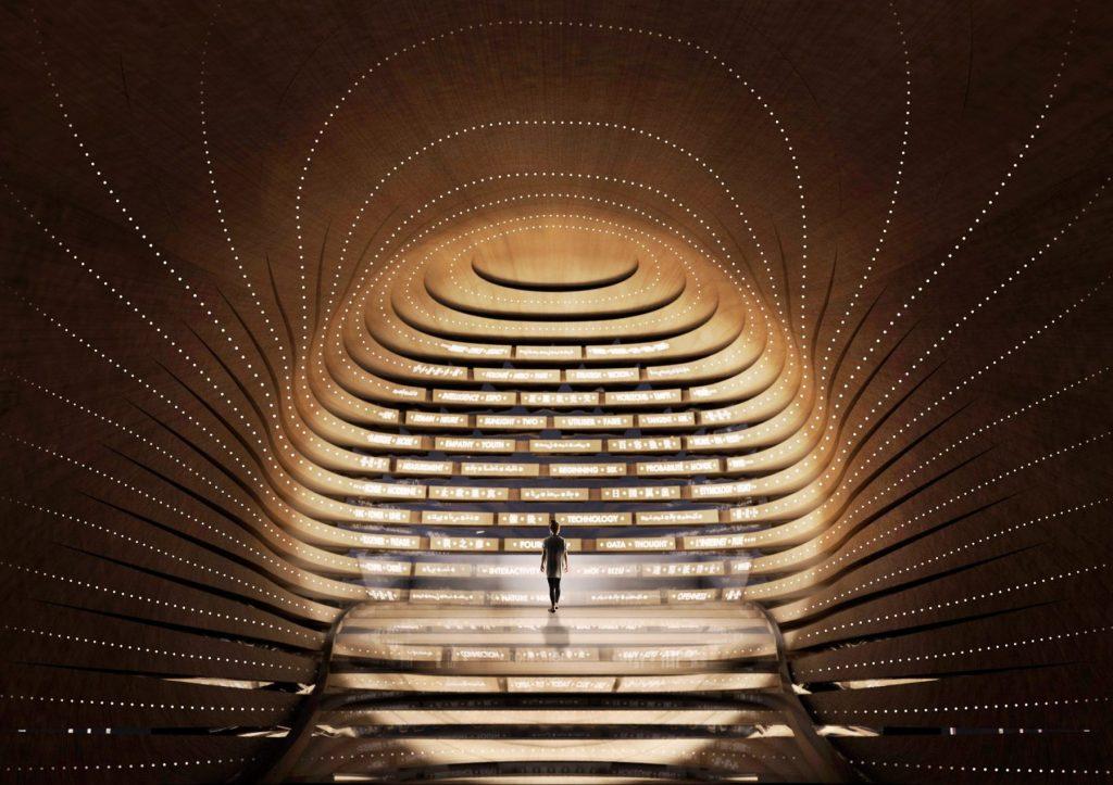 Poem Pavilion: conectando mentes, creando el futuro con Inteligencia Artificial.